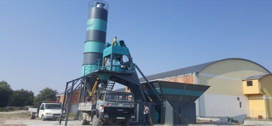 kompakt betonüzemek